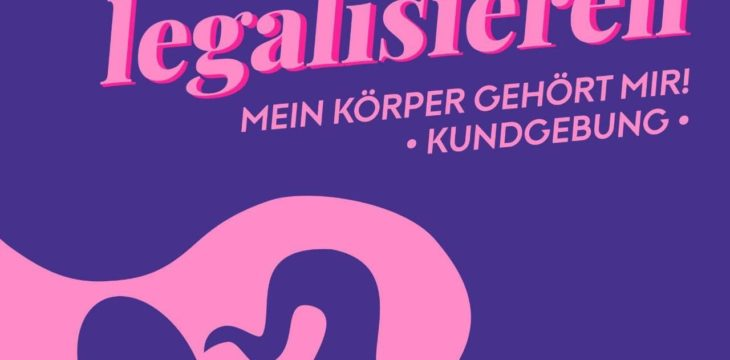 """Kundgebung: Safe-Abortion-Day """"Abtreibungen legalisieren! Mein Körper gehört mir!!"""" 28.09.21 19 Uhr Angoulêmeplatz Hildesheim"""